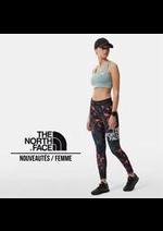 Prospectus The North Face : Nouveautés / Femme