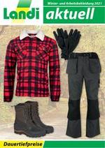 Promos et remises  : Winter- und Arbeitsbekleidung 2021