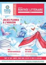 Prospectus E.Leclerc : JOLIES PLUMES À L?HORIZON