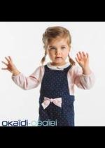 Prospectus Okaïdi : Nouvelle Collection Bébé fille