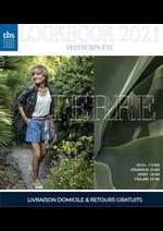 Prospectus TBS : LookBook 2021 Femme Printemos Ëté