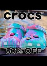 Prospectus CROCS : 50% OFF
