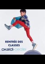 Promos et remises  : RENTRÉE DES CLASSES