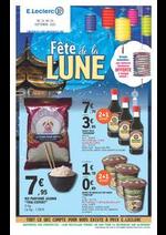 Prospectus E.Leclerc : Fête de la LUNE