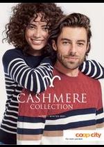 Prospectus Coop City : Cashmere Collection