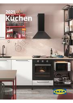 Prospectus IKEA : Küchen 2021