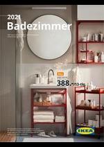 Prospectus IKEA : Badezimmer 2021