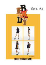 Prospectus Bershka : Collection Varsity / Femme