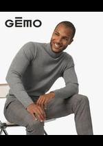 Prospectus Gemo : Lookbook