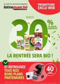 Prospectus Intermarché Super Neuilly Plaisance : PROS 1 BIO MKP DRIVE