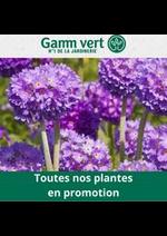 Promos et remises  : Gamm Vert Promotion