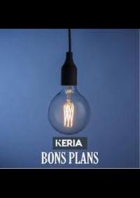 Prospectus Keria EZANVILLE : BONS PLANS