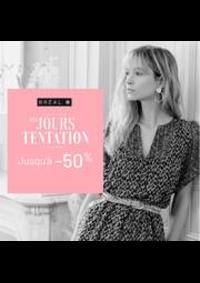 Prospectus Bréal Paris 9 : Profitez des Jours tentation !