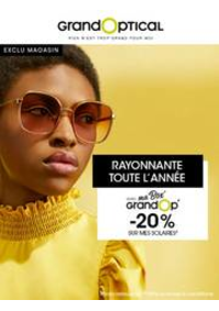 Prospectus Grand Optical Rosny-sous-Bois : Offress