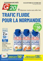 Promos et remises  : Trafic Fluide Pour La Normandie