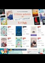 Promos et remises  : Catalogue France Loisirs