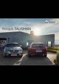 Prospectus Concession Renault RELAIS DE BRIE DES NATIONS : Renault TALISMAN