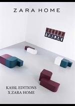 Promos et remises  : KASSL EDITIONS X ZARA HOME