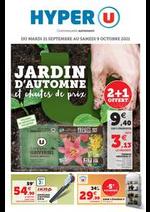 Promos et remises  : JARDIN D'AUTOMNE