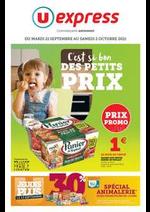 Prospectus U Express : FOIRE AUX PETITS PRIX