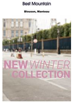 Prospectus Best Mountain : New winter collection