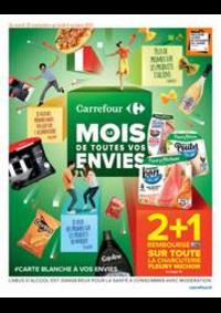 Prospectus Carrefour Villeneuve-La-Garenne : LE MOIS DE TOUTES VOS ENVIES