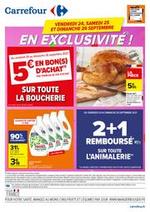 Promos et remises  : Carrefour en Exclusivité !