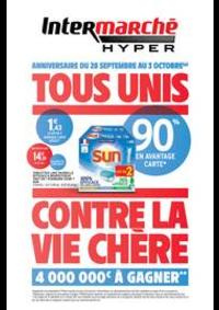 Prospectus Intermarché Hyper MORTEAU : TF ANNIVERSAIRE 2