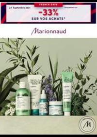 Prospectus Marionnaud CLAYE SOUILLY : Marionnaud Sélection à -40%