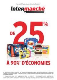 Prospectus Intermarché Super Les Hôpitaux Neufs : MINI PROS ANNIV 2