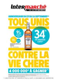Prospectus Intermarché Super Thorigny-sur-Marne : TF ANNIVERSAIRE 1