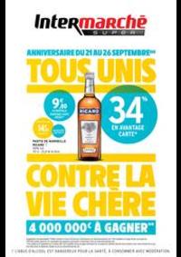Prospectus Intermarché Super Lugrin : TF ANNIVERSAIRE 1