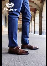 Prospectus Finsbury : Lookbook