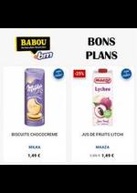 Prospectus Babou : BONS PLANS