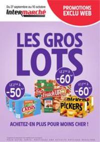 Prospectus Intermarché Super Les Hôpitaux Neufs : PROS 2 DRIVE GROS VOLUME V1