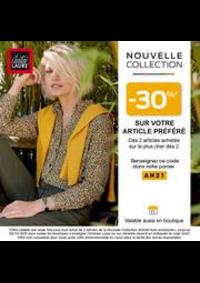 Prospectus Christine Laure Noisy-le-Grand : Nouvelle Collection