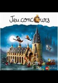 Prospectus KING JOUET THIAIS : Jeu Concours Lego Harry Potter