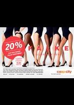 Prospectus Coop City : Falke-Sortiment