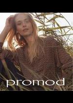 Prospectus Promod : L'intello Cool