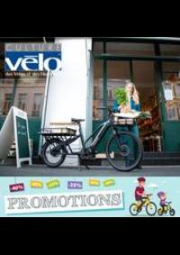 Prospectus Culture vélo Thonon-les-Bains : Culture Velo Promotions