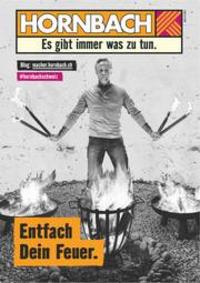 Prospectus Hornbach Etoy : Entfach Dein Feuer