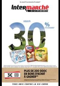 Prospectus Intermarché Super Trevenans : GEN OCTOBRE 1