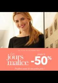 Prospectus Grain de Malice Semécourt : Promotion