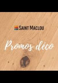 Prospectus Saint Maclou Mulhouse : Promos Déco