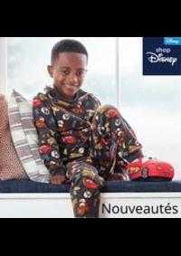 Prospectus Disney Store Champs-Elysées : Disney Nouveautés