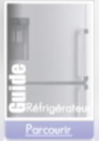 Guide réfrigérateur - Conforama