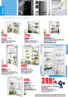 Catalogue frigidaires et congélateurs - EXTRA